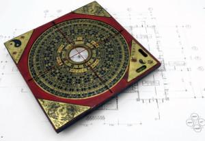 Bagua kompas