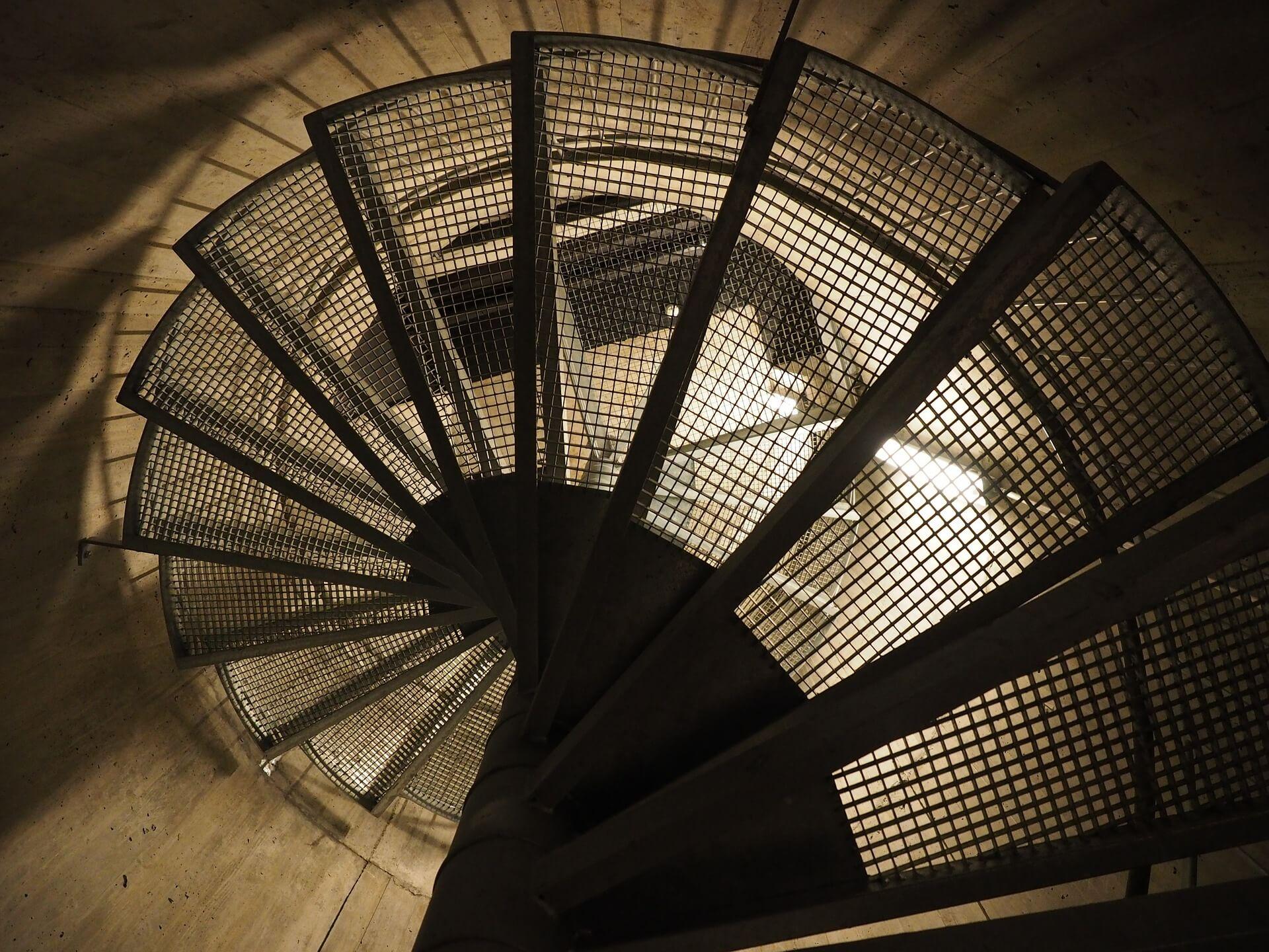 Spiral Staircase 505975 1920