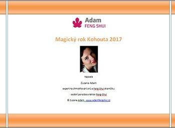Ebook – Magický Rok Kohouta 2017