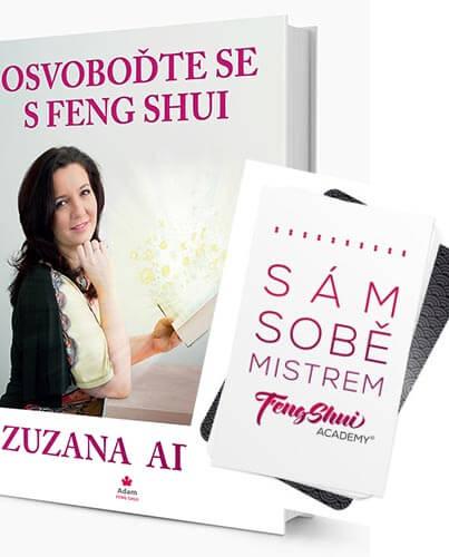 Kniha + Karty + Vonné Tyčinky