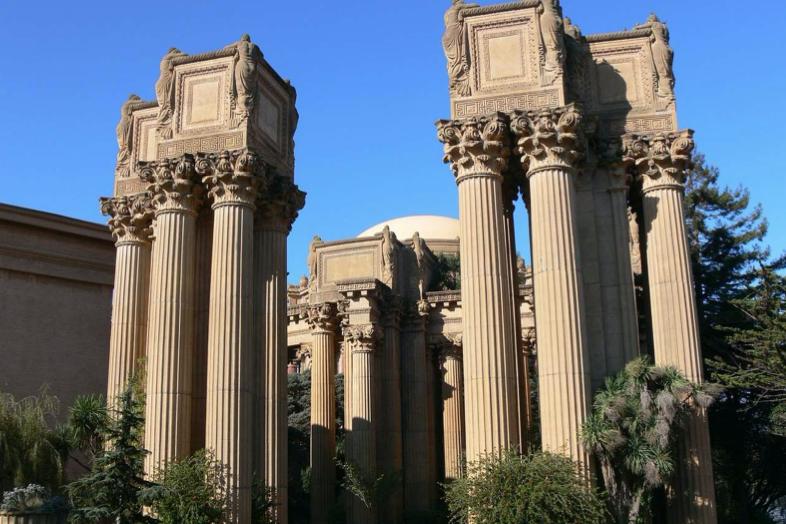 Děčín – Tři pilíře štěstí a prosperity