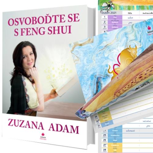 Kalendář 2021 + Kniha
