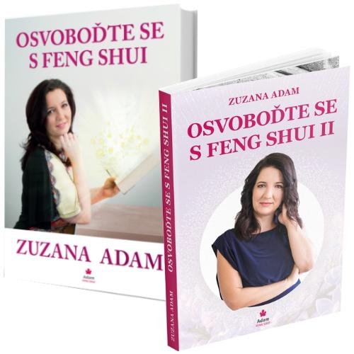 Kniha Osvoboďte Se S Feng Shui I. A II.