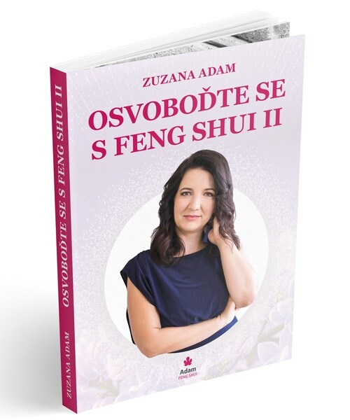 Kniha Osvoboďte Se S Feng Shui II.