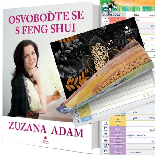 Kalendář 2022 + Kniha